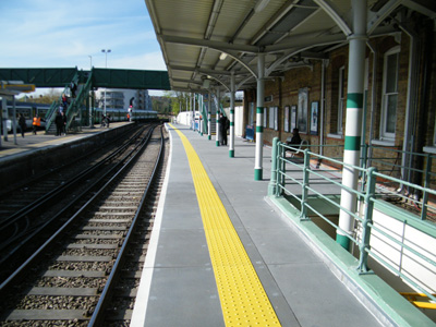 Platform Refurbishment