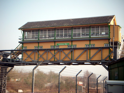 Canterbury Signal Box