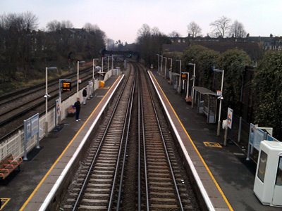 Wandsworth Rail Station